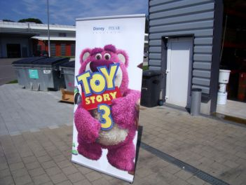 L-Banner for Toy-Story
