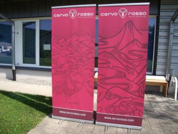 Rollup Banner Classic for Cervo Rosso