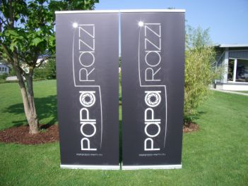 Rollup Banner Classic for PapaRazzi