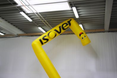 Skytube for Isover